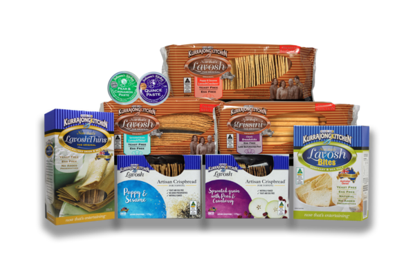 Kurrajong Kitchen Fiesta Hamper Pack