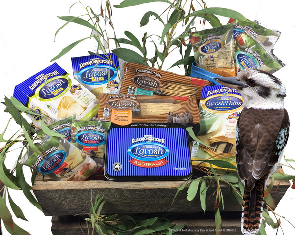 Kurrajong Kitchen Bush Harvest Hamper Pack